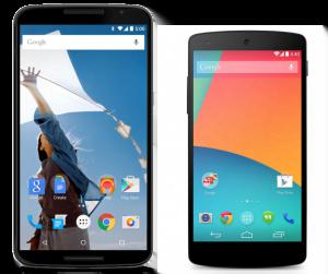 Nexus 6 and Nexus 5 OTA TechTurismo