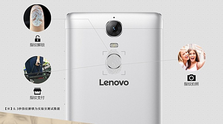 Lenovo K5 Note TechTurismo