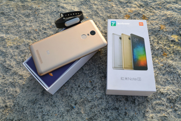Unboxing & Hands on Xiaomi Redmi Note 3 techturismo.com