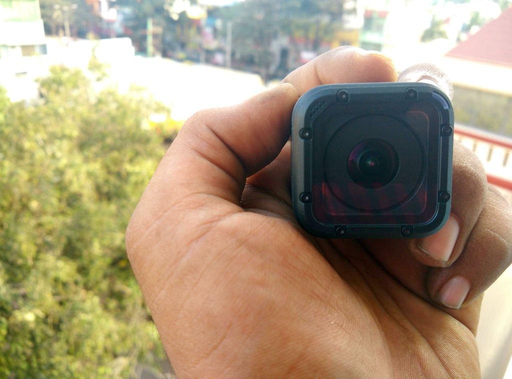 GoPro Hero 4 TechTurismo