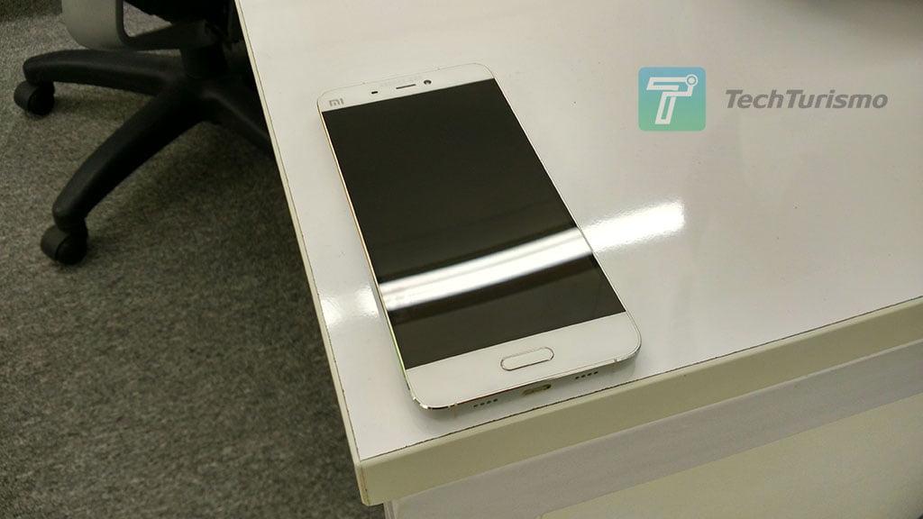 Hands on Xiaomi Mi 5 techturismo
