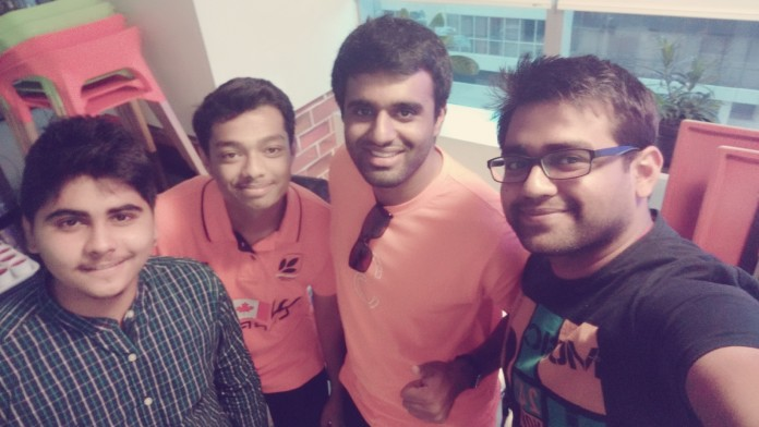 Xiaomi Mi India Fan Meetup Techturismo