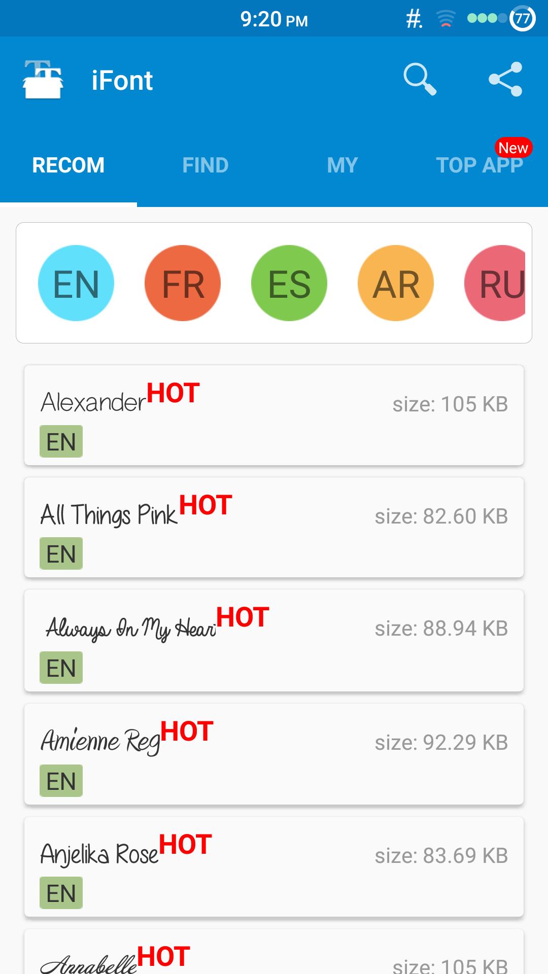 how to change font TechTurismo.com