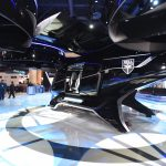 Bell Nexus - Uber Air Taxi prototype CES 2019 - TechTurismo