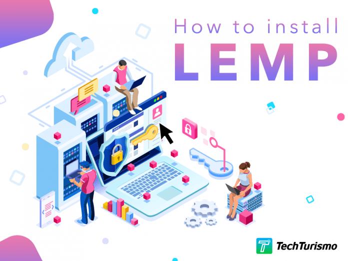 Install LEMP on Ubuntu 18.04 | PHP7.4 | TechTurismo